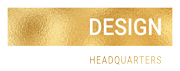 Design Headquarters Logo